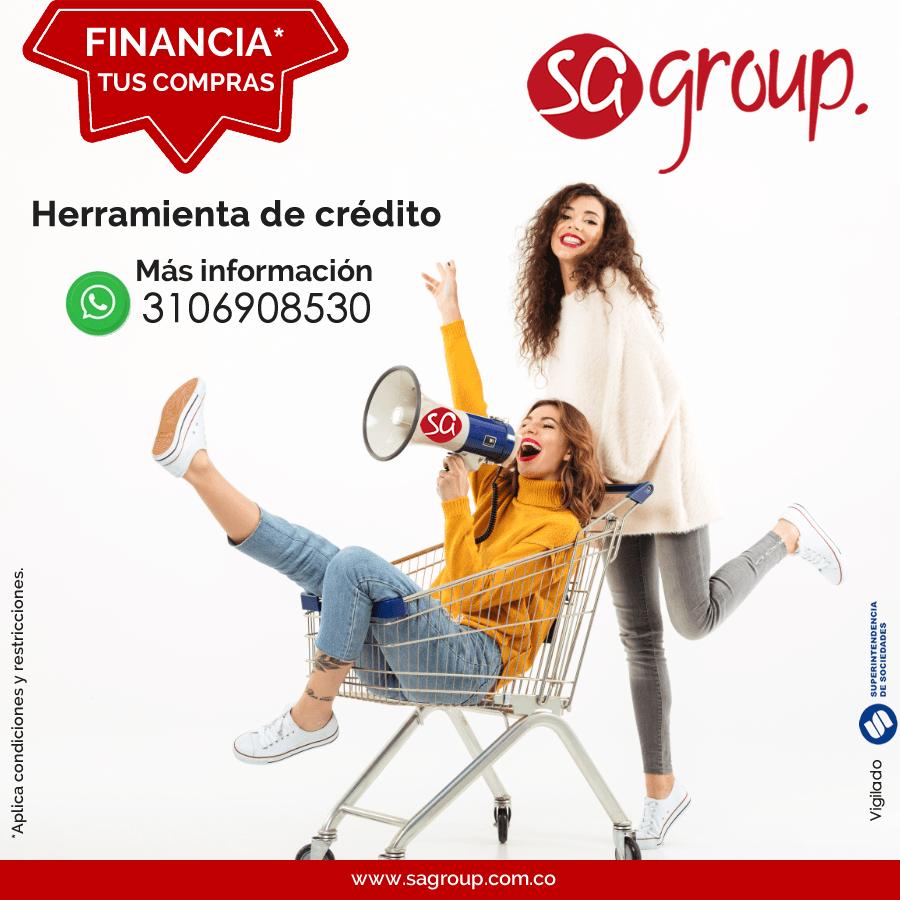 SA Group - Herramienta Financiera